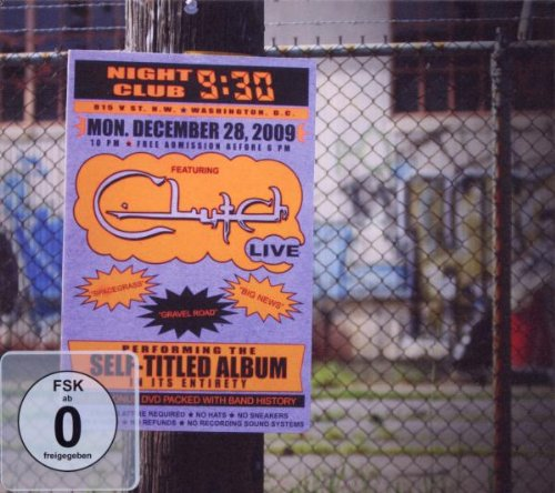 Clutch - Live At 9:30 Club